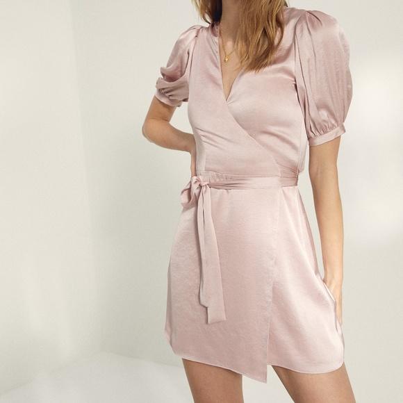 Wilfred Lune Dress NAVY